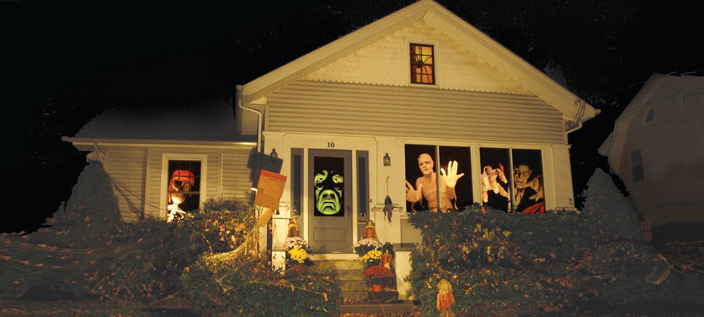 Haunted House themes by Wow Windows
