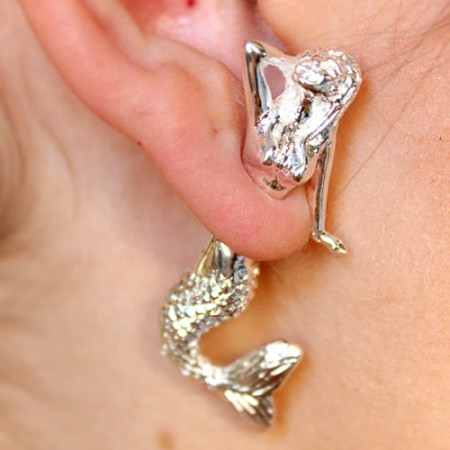Pokee-Thru Earrings