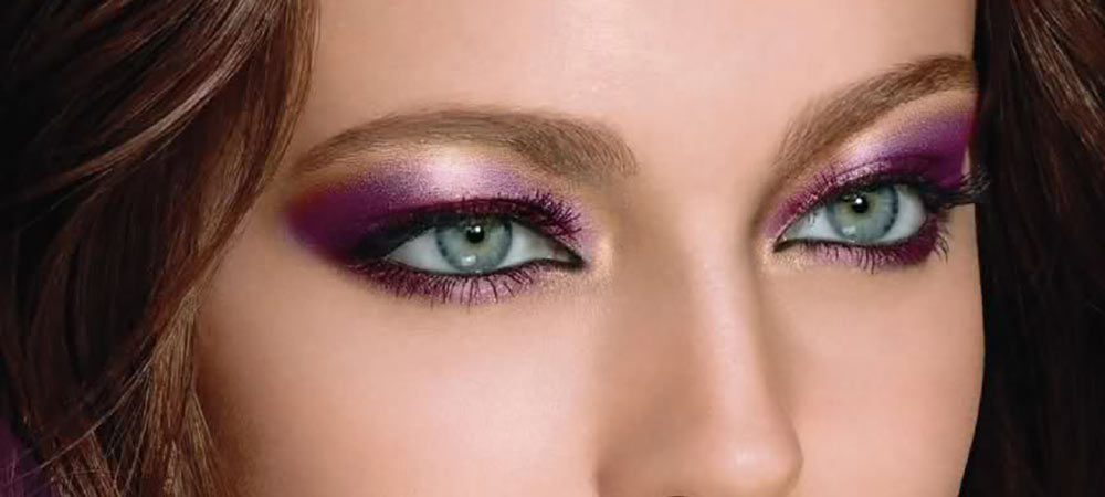 Purple Smoke Matte Instant Eye ShadowMatte Eye Shadow