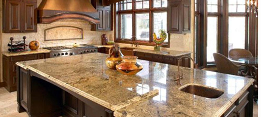 Instant Granite Peel And Stick Countertop Venetian Gold