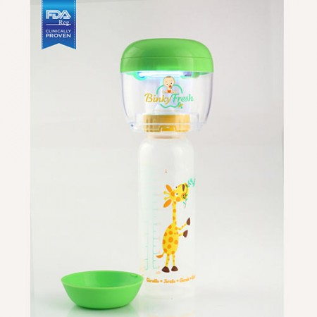 BINKY FRESH™ UV Pacifier & Baby Sanitizer