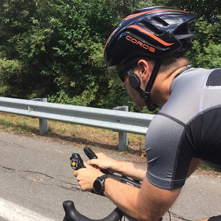 COROS OMNI Smart Cycling Helmet