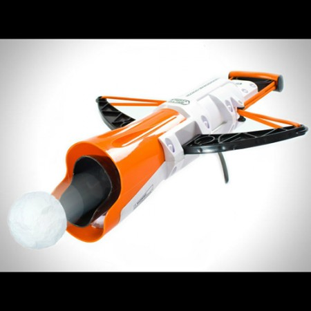 Crossbow Snowball Launcher