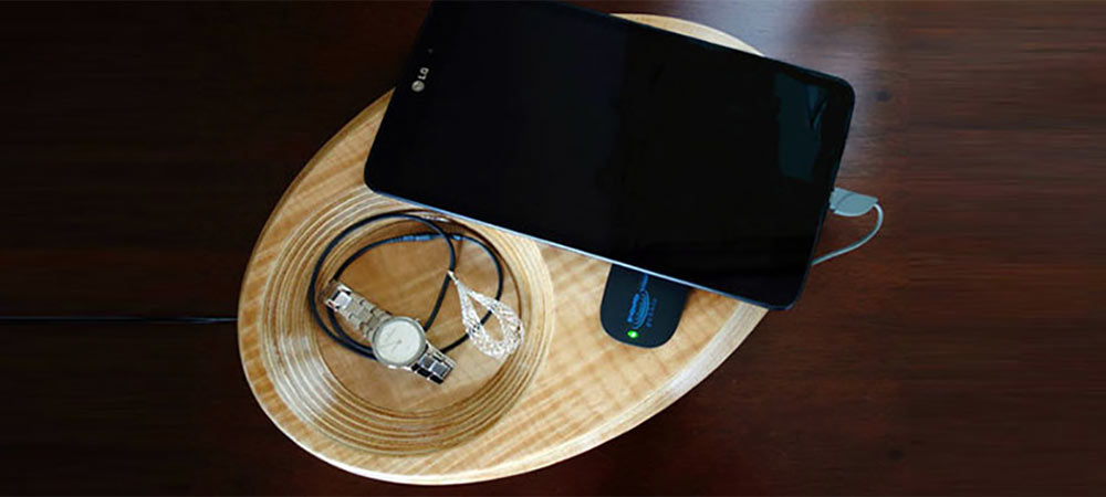 POND WIRELESS CHARGING VALET TRAYS