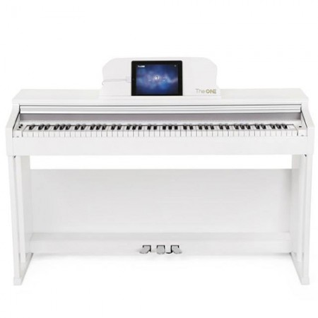 The One Smart Piano 88-Key Home Digital Piano Grand Graded Action Upright Piano